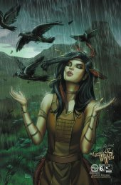 The Legend of Oz: The Wicked West #6 8 Copy Variant