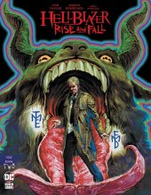 Hellblazer: Rise and Fall #2 Variant Cover