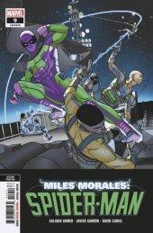 Miles Morales: Spider-Man #9 2nd Printing