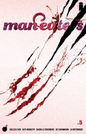 Man-Eaters #5 Cover B Miternique