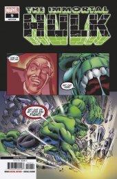 The Immortal Hulk #9 2nd Printing Bennett Variant