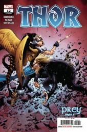 Lashley Knullfied Variant 12-02-20 Marvel Comics 2020 Thor #10 Main