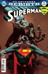 Superman #12 Variant Edition