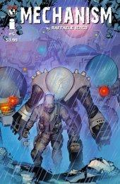 Mechanism #5 Original Cover