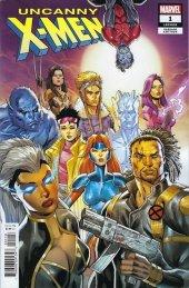 Uncanny X-Men #1 Rob Liefeld Variant