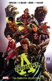 avengers undercover: the complete collection tp