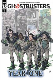 Ghostbusters: Year One #1 1:10 Incentive Variant
