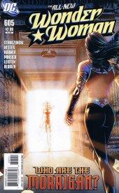 Wonder Woman #605