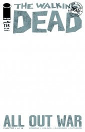 The Walking Dead #115 Cover L