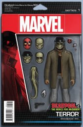 Deadpool & The Mercs for Money #3 Action Figure Variant