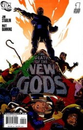 The Death of the New Gods #1 Sook Variant