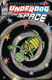 Underdog In Space #1 Cover B Tooter