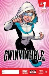 Invincible #135 April Fools Variant