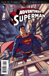 Adventures of Superman #1 Variant Edition