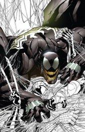 Venom #150 Comic Mint Color Splash Virgin Variant