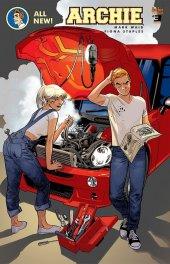 Archie #3 Immonen Variant