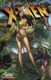 Uncanny X-Men #12 J. Scott Campbell Variant A