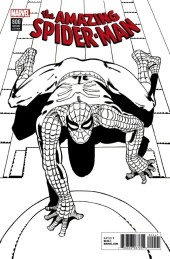 The Amazing Spider-Man #800 Ditko Remastered 1:1000 Variant