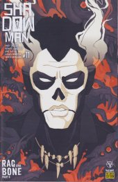 Shadowman #11 Pre Order Edition