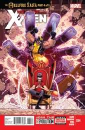 Wolverine and the X-Men #34