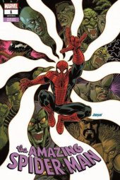 The Amazing Spider-Man #1 Dave Johnson Variant