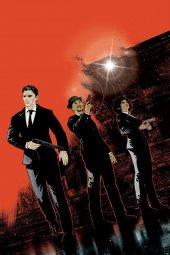 James Bond 007 #11 1:40 Carey Virgin Cover