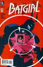 Batgirl #41 2nd Print Cover