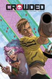 Crowded #1 Cover B Stott