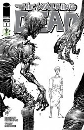 The Walking Dead #1 Emerald City Comicon VIP Exclusive Sketch Variant