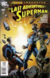 Adventures of Superman #649