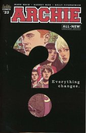 Archie #23 Cover B Greg Smallwood