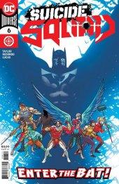 Suicide Squad #6 Original Cover