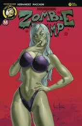 Zombie Tramp #71 Cover E Herman