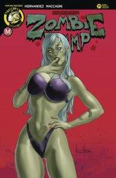 Zombie Tramp #71 Cover E Herman