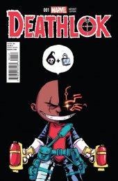Deathlok #1 Skottie Young Baby Variant