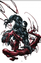 Venom #27 Crain Exclusive Virgin Variant