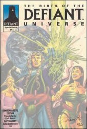 the birth of the defiant universe #1