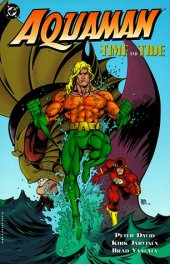aquaman: time and tide tp