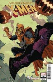 Uncanny X-Men #14 Paolo Rivera Spider-Man Villains Variant