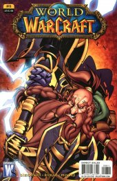 World of Warcraft #8 Original Cover