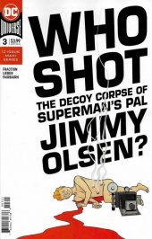 Superman's Pal, Jimmy Olsen #3