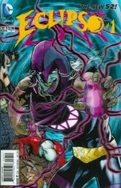 Justice League Dark #23.2 Eclipso 2nd Printing