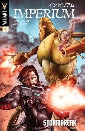 Imperium #13 Cover B Cafu