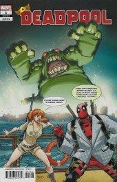 Deadpool #1 David Baldeon Variant