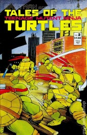 Tales of the Teenage Mutant Ninja Turtles #2