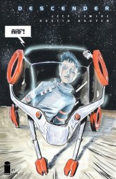 Descender #1 Eh! Exclusive Variant