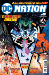 DC Nation #0 Forbidden Planet Exclusive Variant