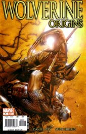 Wolverine: Origins #4 Variant Edition