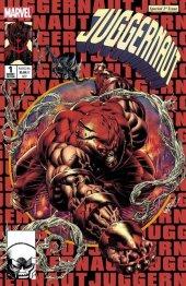 Juggernaut #1 Kyle Hotz Variant A