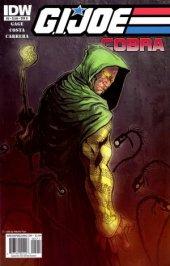 G.I. Joe: Cobra II #5 Templesmith Cover